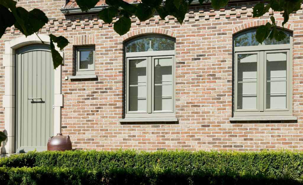 houten ramen onderhouden