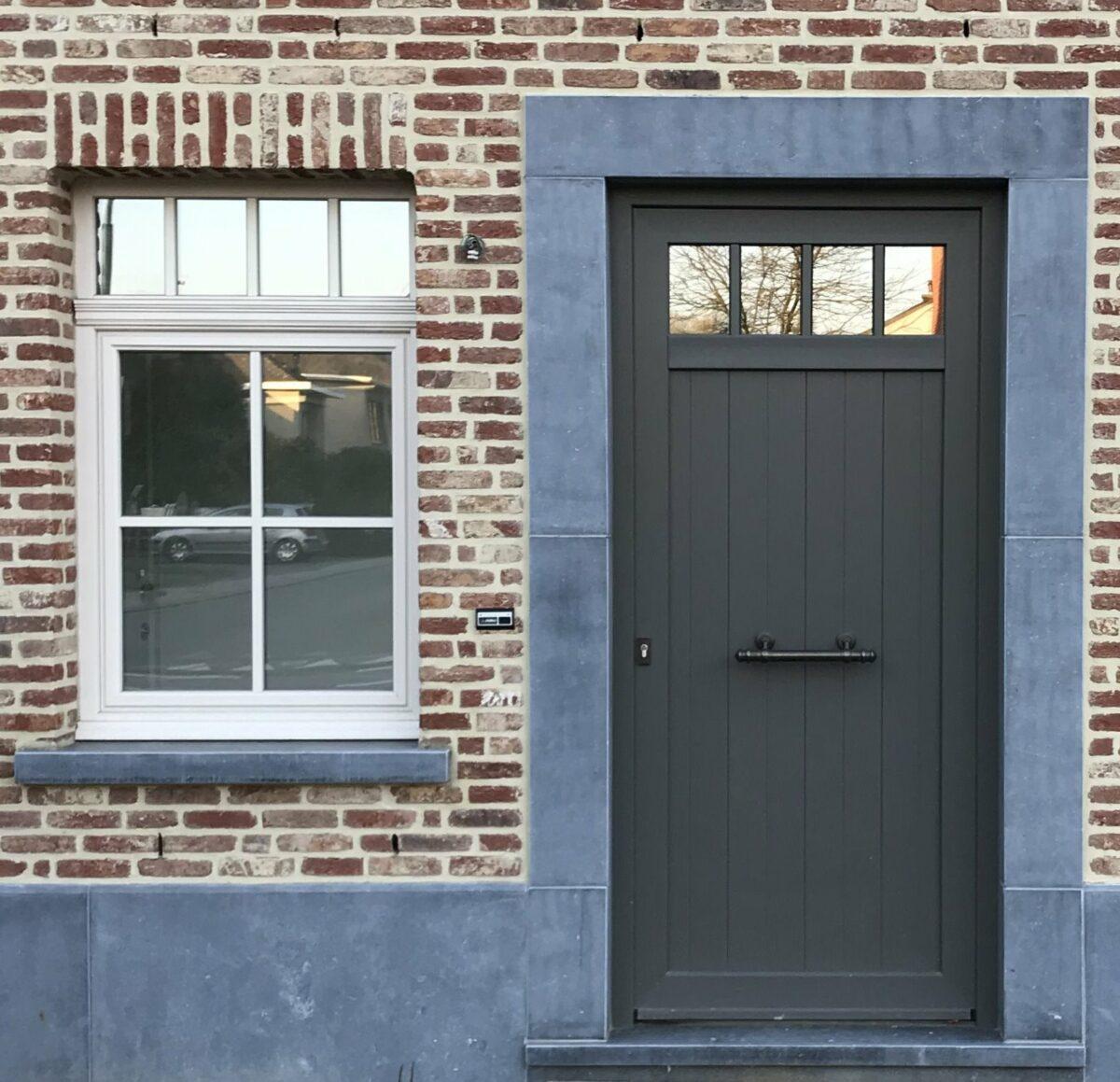 ramen landelijke woning